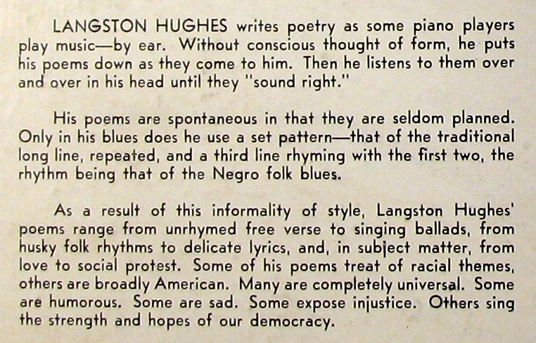 love song for lucinda by langston hughes